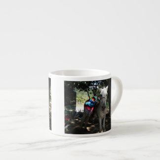 Tequila Donkey 6 Oz Ceramic Espresso Cup