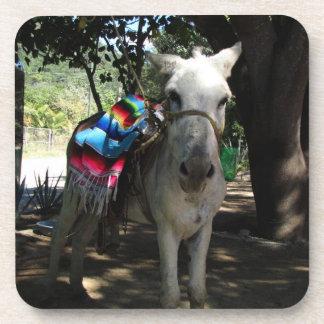 Tequila Donkey Beverage Coasters