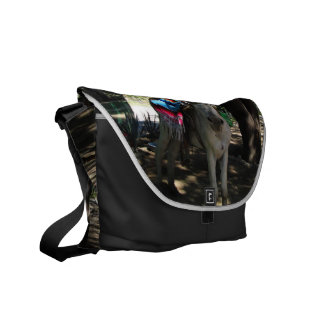 Tequila Donkey Courier Bags