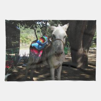 Tequila Donkey Kitchen Towel