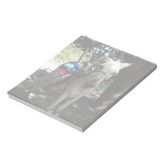 Tequila Donkey Note Pad