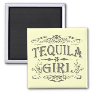 Tequila Girl Magnets