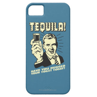 Tequila: Hugged Your Toilet Today iPhone SE/5/5s Case