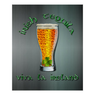 Tequila irlandés - la Irlanda de Viva Impresiones