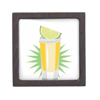 Tequila Keepsake Box