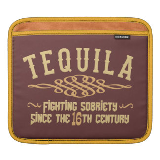 TEQUILA laptop / iPad sleeve