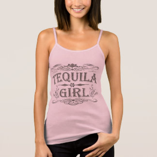 Tequila Lover Tank Top