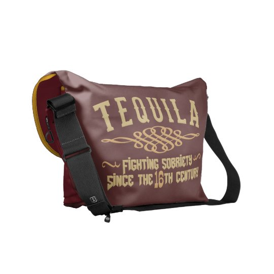 TEQUILA  messenger bag