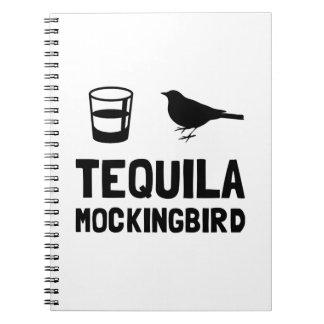 Tequila Mockingbird Notebook