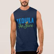 Tequila Por Favor Sleeveless Shirt