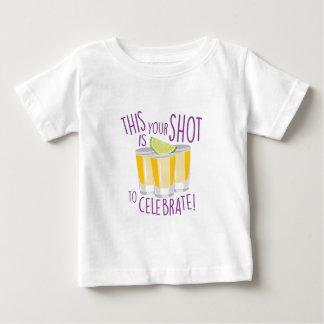Tequila Shot Baby T-Shirt