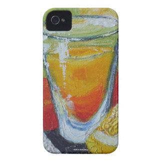 Tequila Shot Blackberry Case