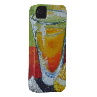 Tequila Shot & Red Chile Pepper iPhone 4 Case