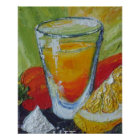 Tequila Shot & Red Chili Pepper Fine Art Posters