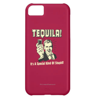 Tequila: Special Kind of Stupid Case For iPhone 5C