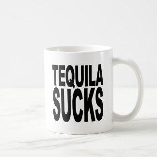Tequila Sucks Classic White Coffee Mug