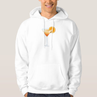 Tequila Sunrise Cocktail Hoodie