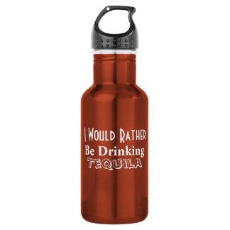 Tequila Watre Bottle