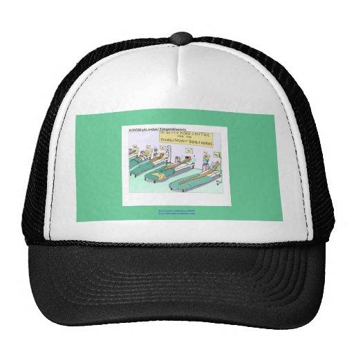 Tequila Worm Rehab Funny Cartoon Quality Cap Trucker Hat