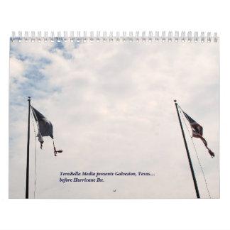 TeraBella Photography presents Galveston, Texas Calendar