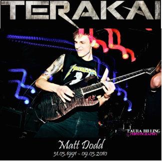 Terakai - In Memory of Matt Statuette