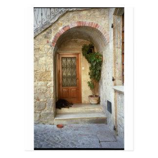 Teramo, Italy Postcard