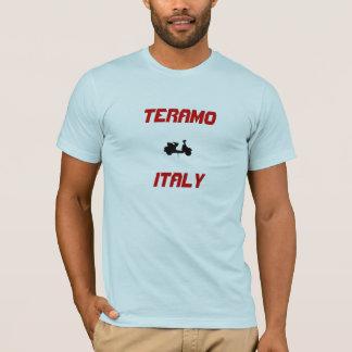 Teramo, Italy Scooter T-Shirt