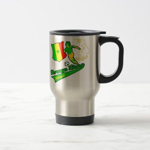 Teranga Lions of Senegal Coffee Mug