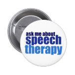 Terapeuta de discurso pins