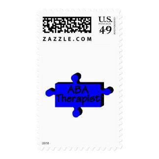 Terapeuta del ABA (azul P) Envio