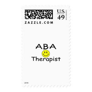 Terapeuta del ABA (smiley) Franqueo