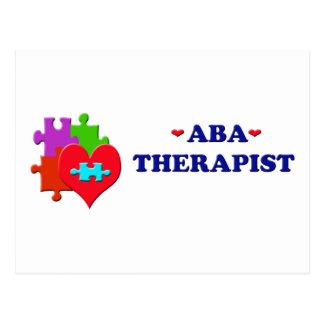 Terapeuta del ABA Postal