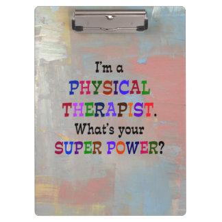 Terapeuta físico