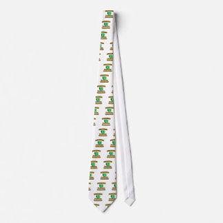 Terapeuta físico Cerveza-Accionado Corbatas Personalizadas