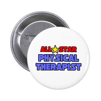 Terapeuta físico de All Star Pin