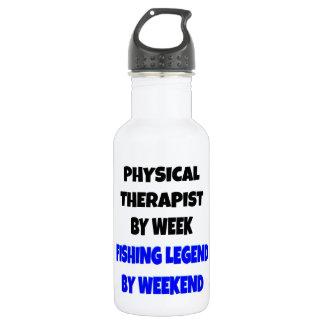 Terapeuta físico de la leyenda de la pesca