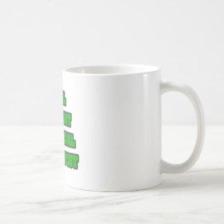 Terapeuta físico del mutante malvado tazas de café