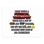 Terapeuta físico divertido… OMG WTF LOL Postales