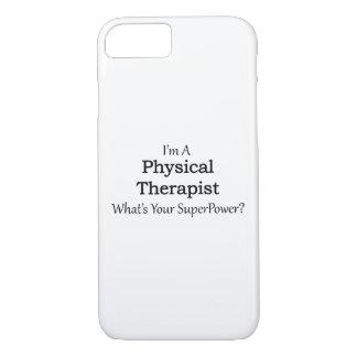 Terapeuta físico funda iPhone 7