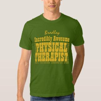 Terapeuta físico increíblemente impresionante camisas
