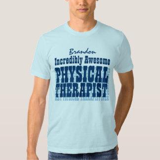 Terapeuta físico increíblemente impresionante poleras