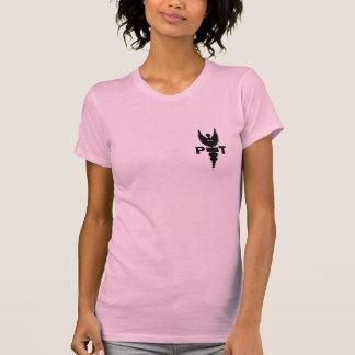 Terapeuta físico camisetas