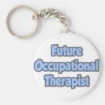 Terapeuta profesional futuro llaveros personalizados