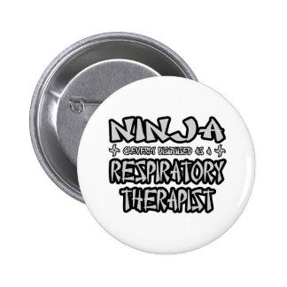 Terapeuta respiratorio de Ninja… Pin