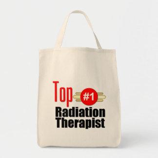 Terapeuta superior de la radiación bolsa