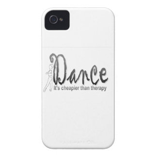 Terapia de la danza iPhone 4 Case-Mate protector