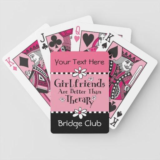 Terapia de la novia cartas de juego