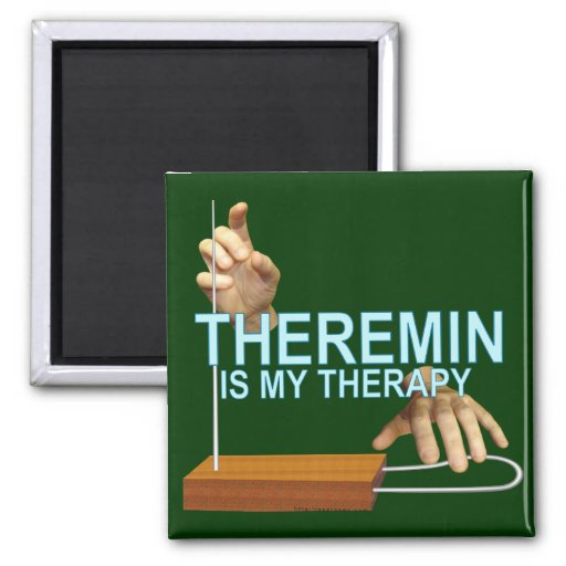Terapia de Theremin Iman De Nevera