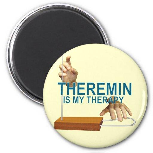 Terapia de Theremin Imán Redondo 5 Cm