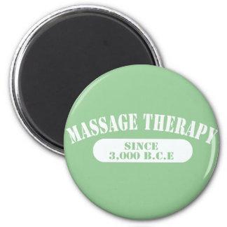 Terapia del masaje desde 3.000 B.C.E. Imán Redondo 5 Cm